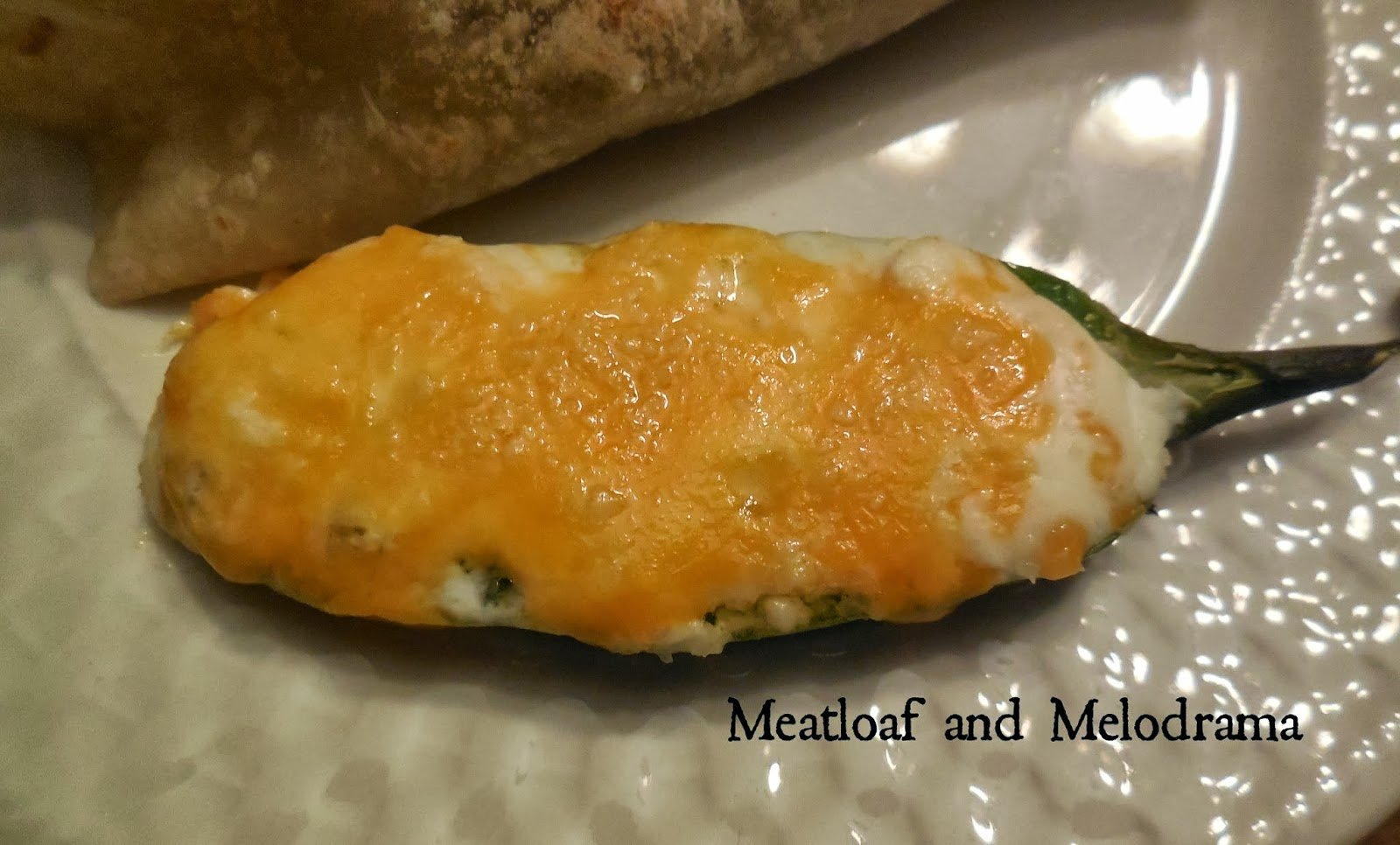 stuffed baked jalepeno with cheese