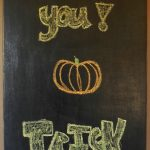 Chalkboard Paint and Wall Art