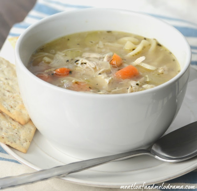 how to make turkey soup from turkey stock