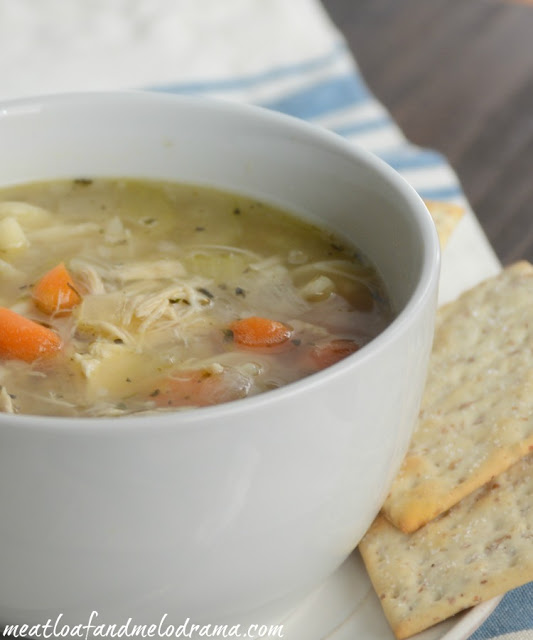 homemade-leftover-turkey-soup