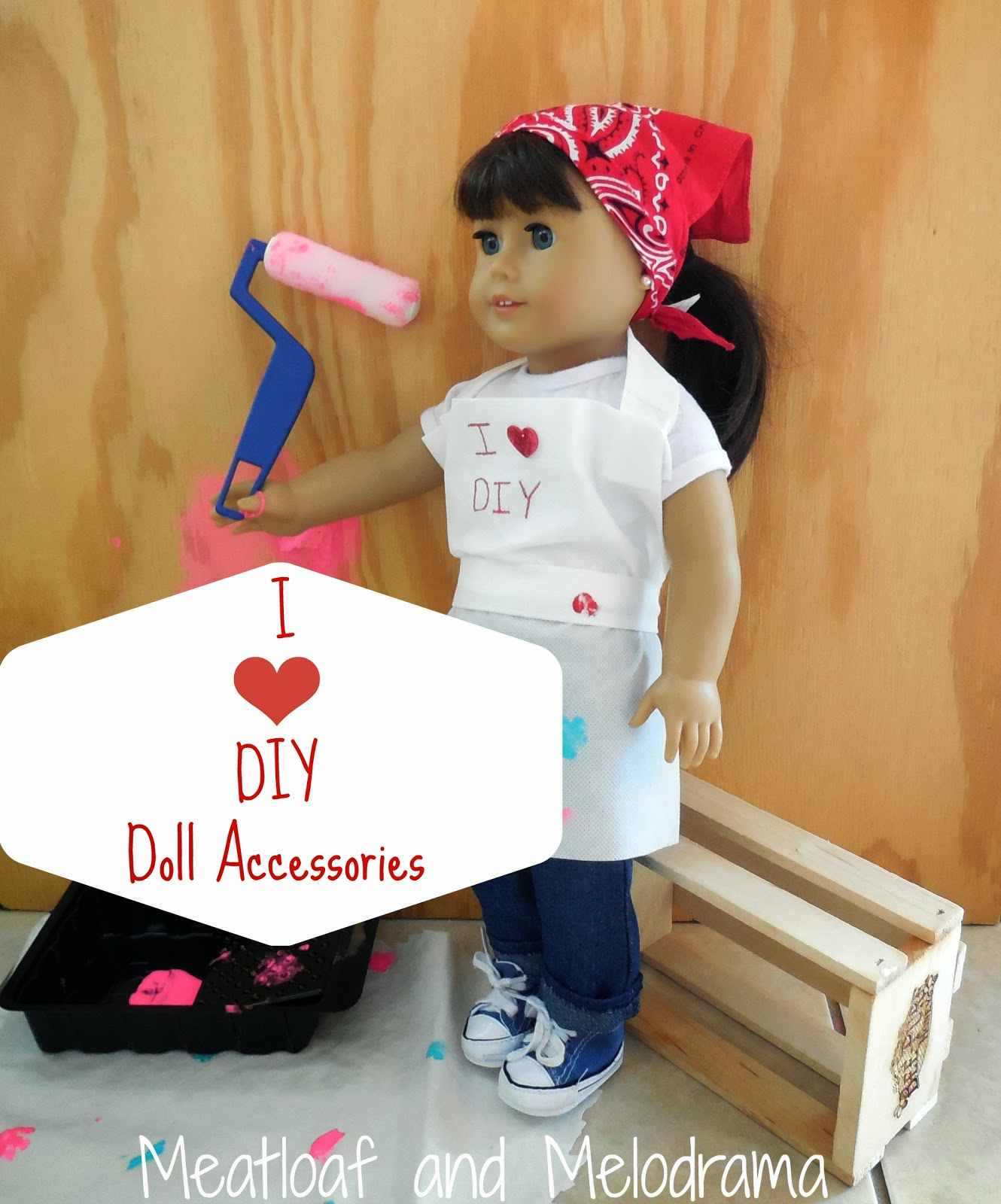 American Girl Diy Crafts Homemade