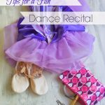 Tips for a Fun Dance Recital