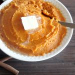 Easy Mashed Sweet Potatoes