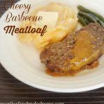 Cheesy Barbecue Meatloaf