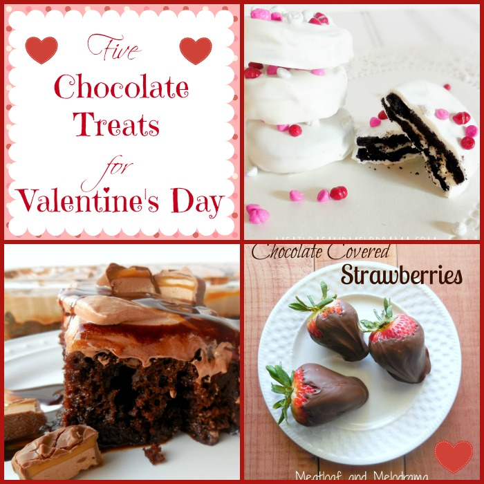 Five Easy Chocolate Treats For Valentine S Day Meatloaf And Melodrama