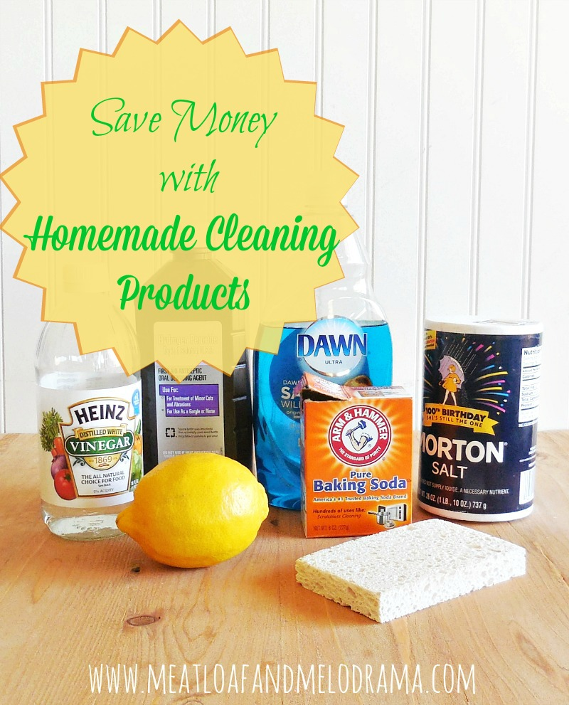 How To Clean Glass Shower Doors With Vinegar And Dawn save money with homemade cleaning products - meatloaf and