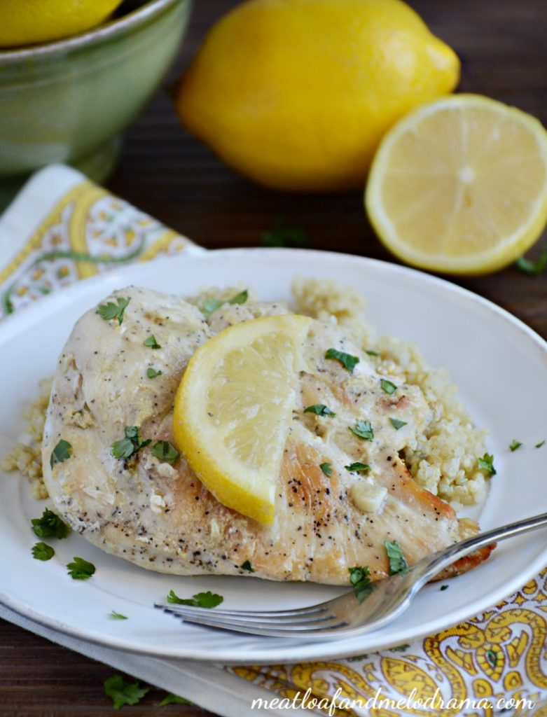 lemon-garlic-chicken-and-quinoa