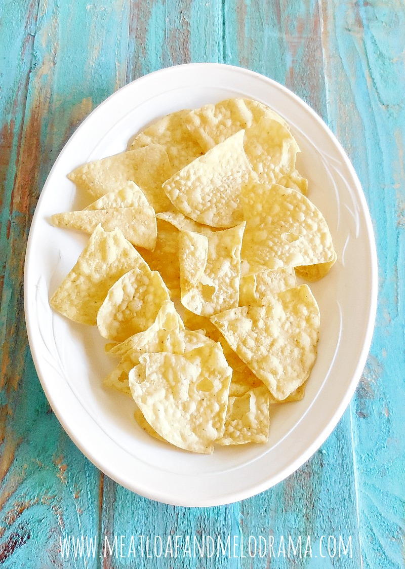 tortilla chips for nachos