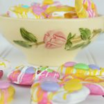 Candy Coated Pretzels for Spring