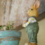 Easy Spring and Easter Decor