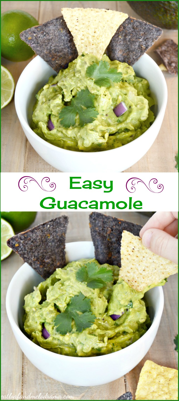 homemade guacamole recipe easy guacamole meatloaf and melodrama 30798