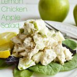 Lemon Chicken Apple Salad