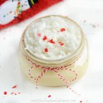 Peppermint Vanilla Sugar Scrub