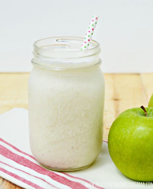 #shop quick and easy breakfast smoothie in a mason jar