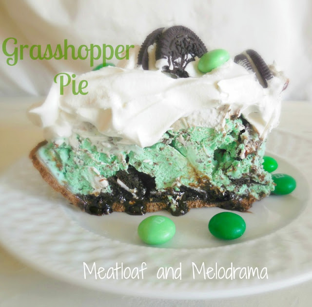 ... frozen grasshopper pie easy grasshopper pie frozen grasshopper pie