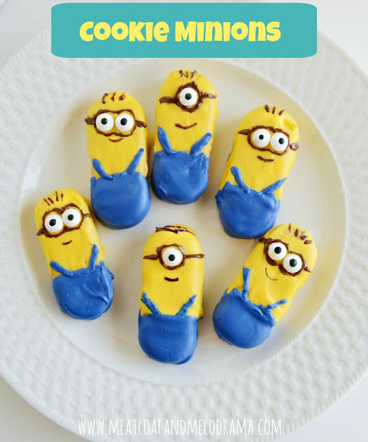 Cookie Minions