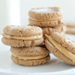 Flourless Peanut Butter Sandwich Cookies