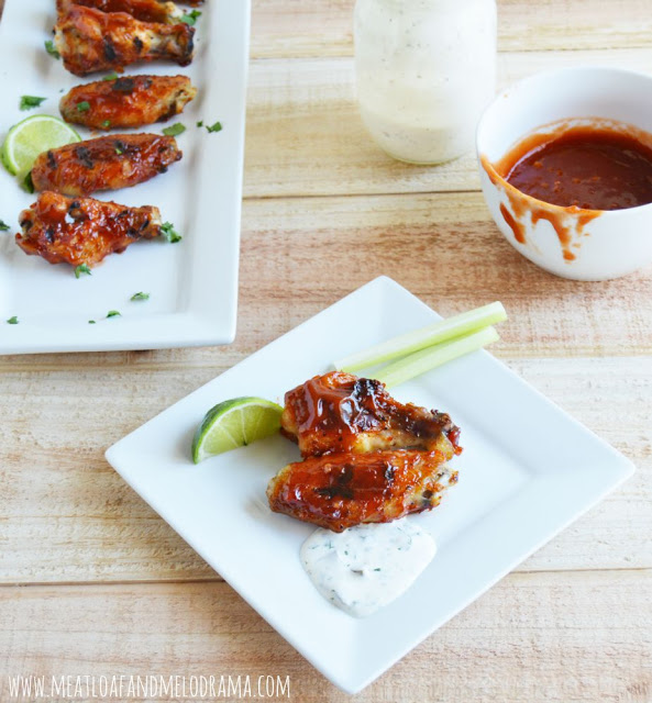 grilled-wings-with-chipotle-sauce-and-jalapeno-ranch-dressing