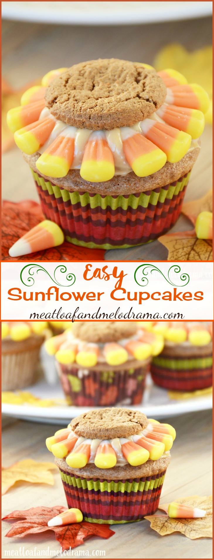easy-sunflower-cupcakes-for-fall