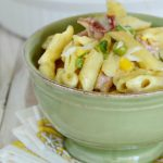 Creamy Ham and Pasta Bake