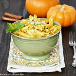 Easy Pumpkin Alfredo