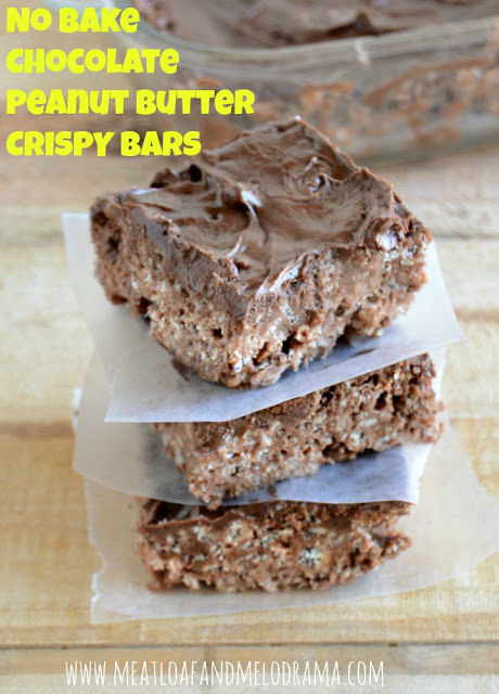 no-bake-chocolate-peanut-butter-rice-krispies-bars
