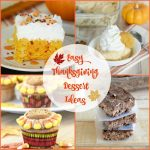 10 Easy Thanksgiving Dessert Ideas