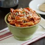 One Pot Chipotle Penne Arrabbiata