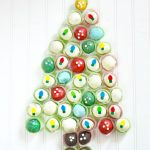 OREO Cookie Balls Retro Christmas Tree