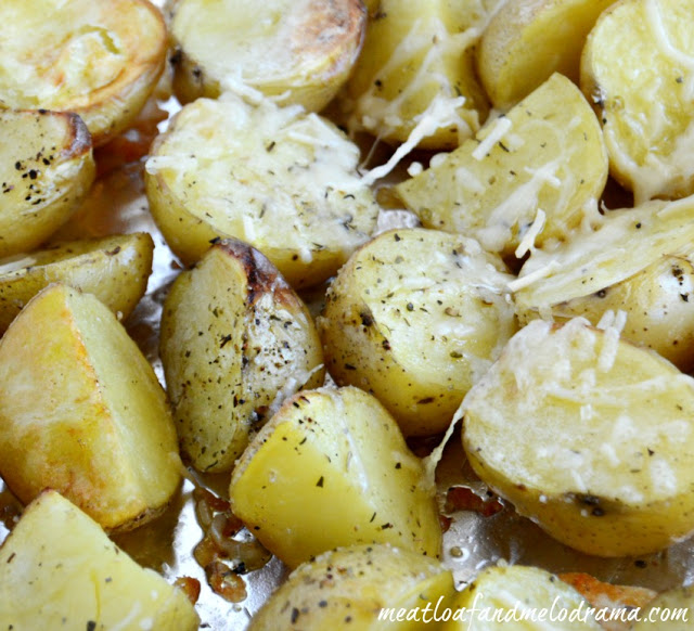 oven-roasted-potatoes-on-sheet-pan