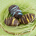 Homemade Chocolate Covered Peanut Butter Eggs