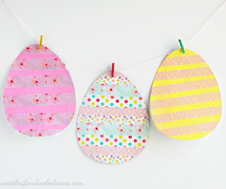washi-tape-easter-egg-garland