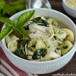 Crock-Pot Chicken Tortellini Soup