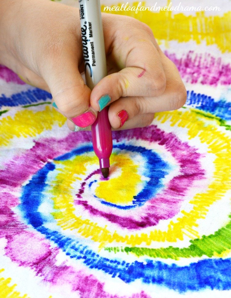How To Make Permanent Fabric Paint