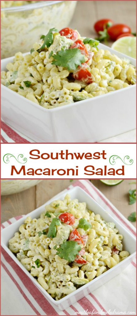 Southwest Macaroni Salad recipe