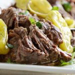 Crock-Pot Mississippi Chuck Roast