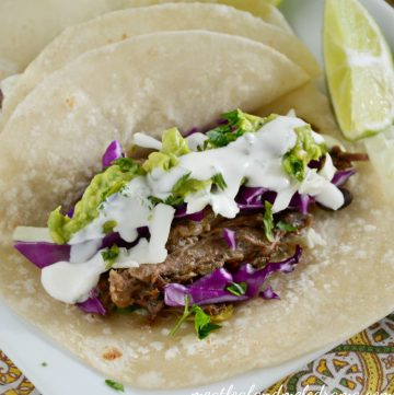 crock-pot-shredded-beef-and-bean-tacos