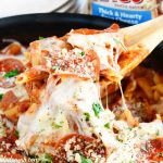 one-pan-pepperoni-pizza-skillet-ragu-homestyle
