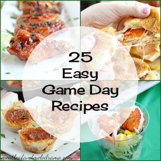 25 Easy Game Day Recipes