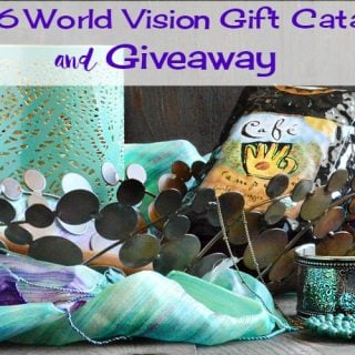 2016 World Vision Gift Catalog Giveaway