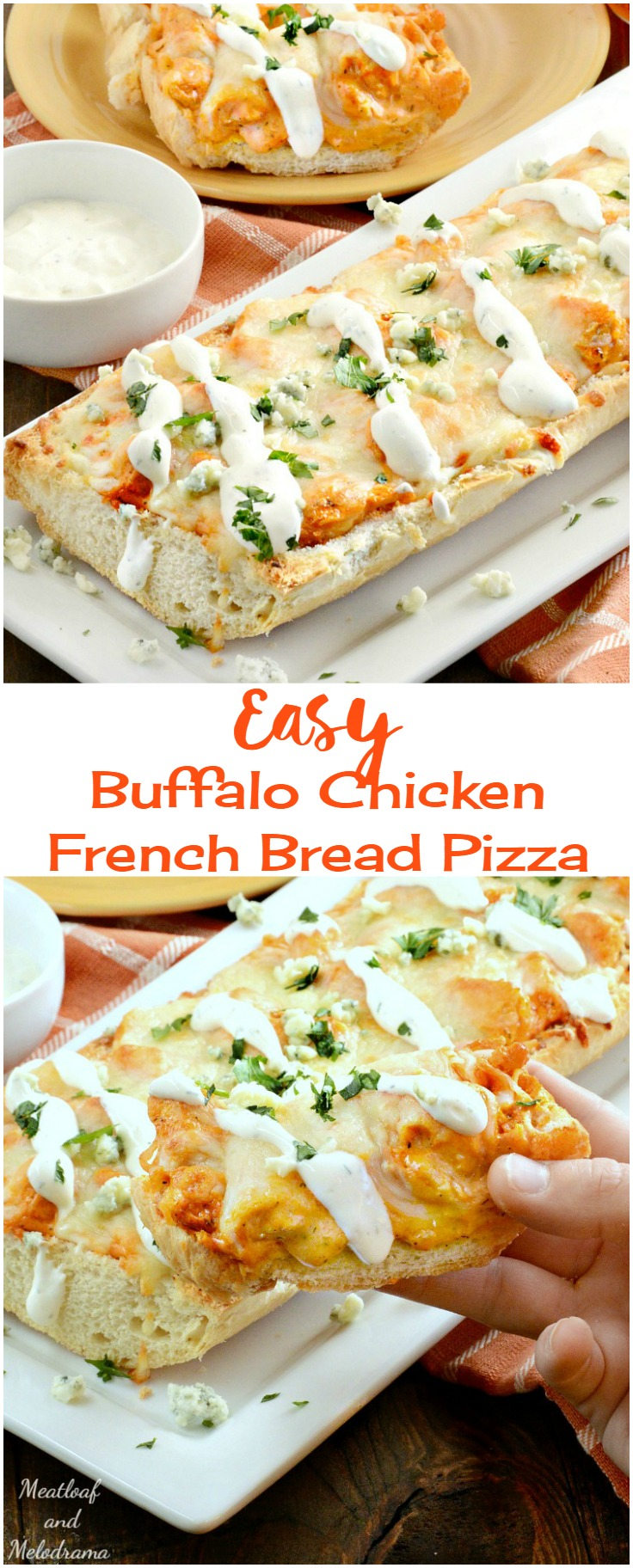 easy-buffalo-chicken-french-bread-pizza-recipe