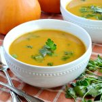 easy-savory-pumpkin-soup-parsley