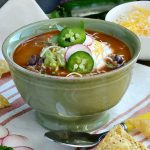 Easy Beef Taco Soup