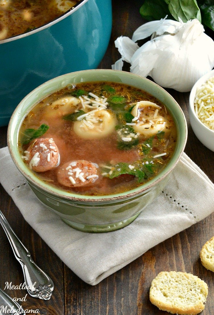 spicy-andouille-sausage-tortellini-soup