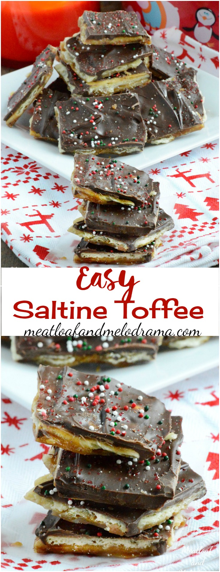 thanks for stopping by for some yummy christmas crack saltine toffee now that you know how easy this is you can make a bunch to keep and to share