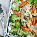 Sheet Pan Dill Chicken Dinner