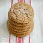 Easy Soft Molasses Spice Cookies