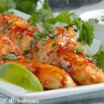baked honey sriracha chicken tenders recipe