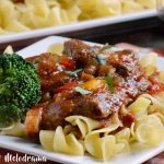 easy swiss steak recipe from meatloafandmelodrama