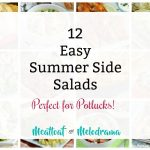 12 Easy Summer Side Salads